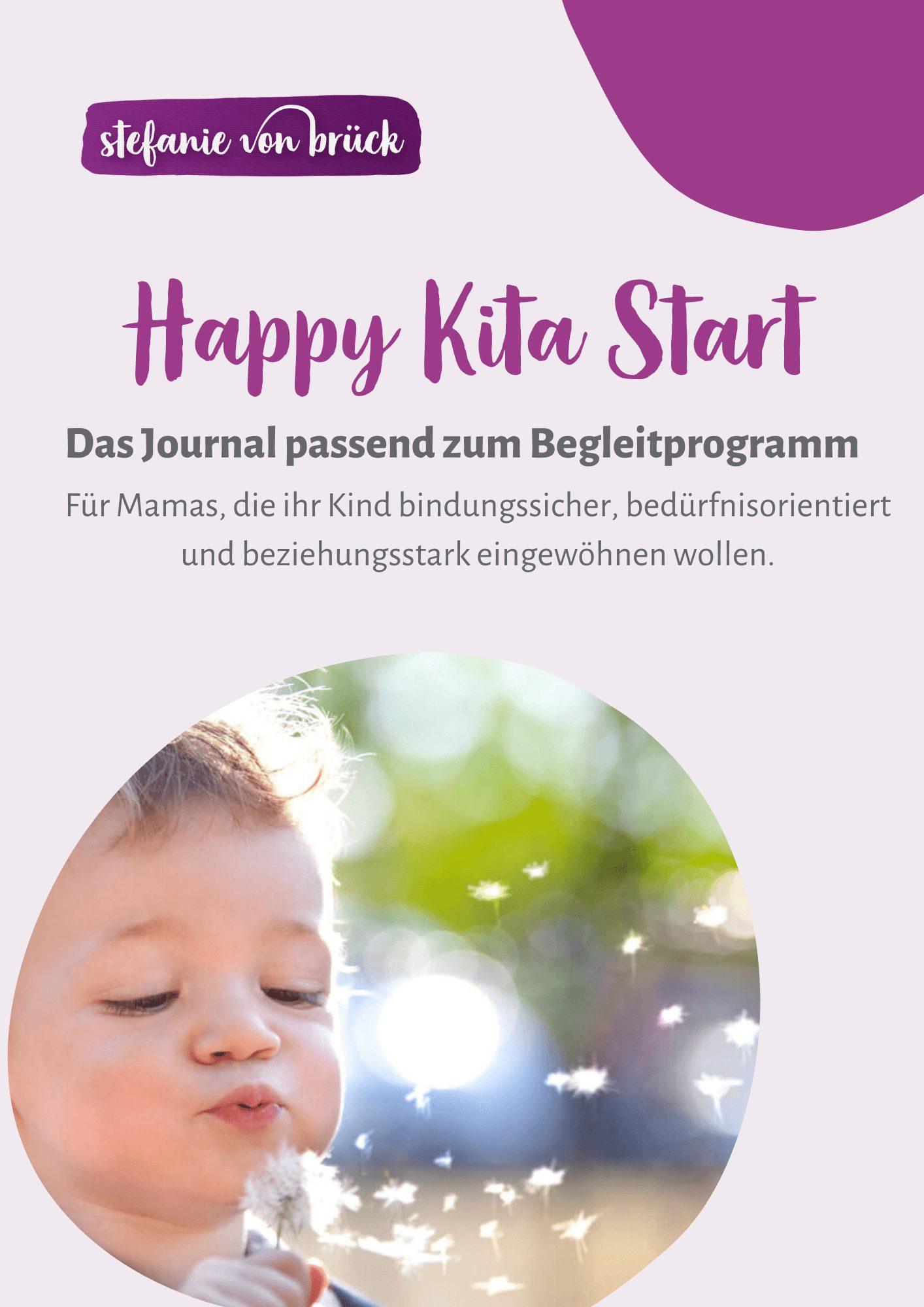 Happy Kita Start Journal.Stefanie von Brück